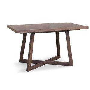 Dobbs Wood Dining Table by Mercury Row