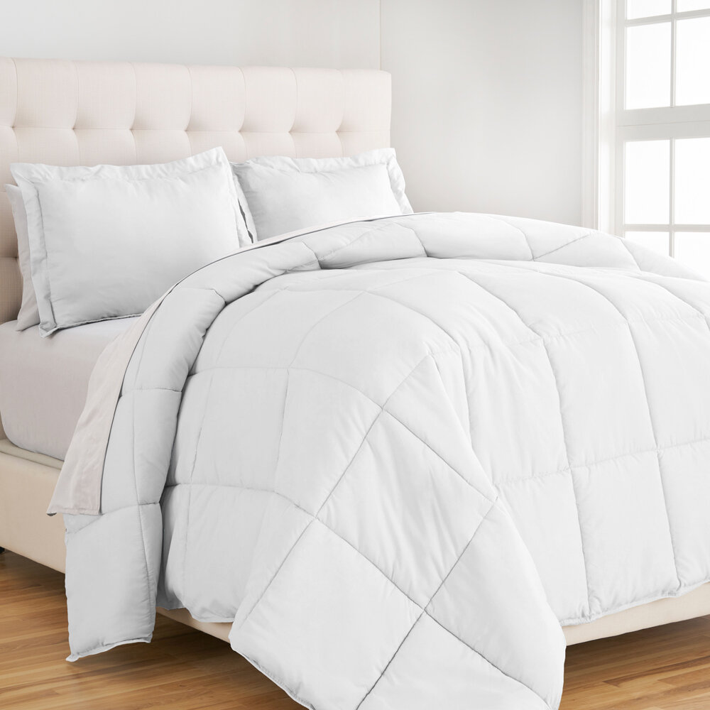 Bare home premium all season down alternative comforter reviews wayfair