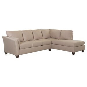 Scottie Right-Facing Sectional  sc 1 st  Wayfair : low profile sectional - Sectionals, Sofas & Couches