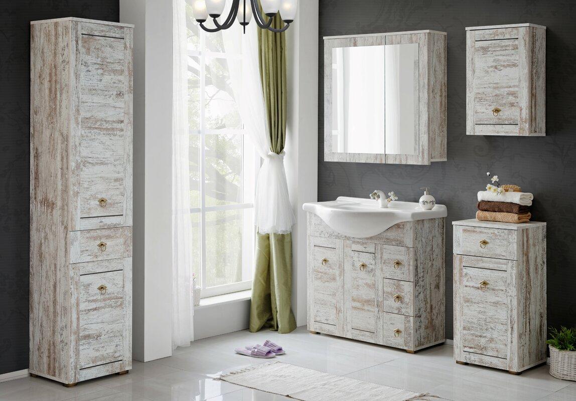 belfry bathroom fraser island 40 x 185 cm free standing tall bathroom cabinet reviews. Black Bedroom Furniture Sets. Home Design Ideas