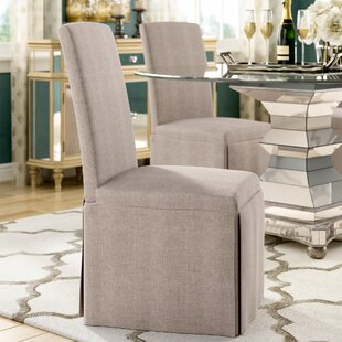 Io Upholstered Dining Chair (Set of 2)