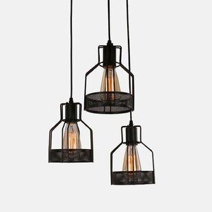 modern contemporary cascade pendant lighting allmodern