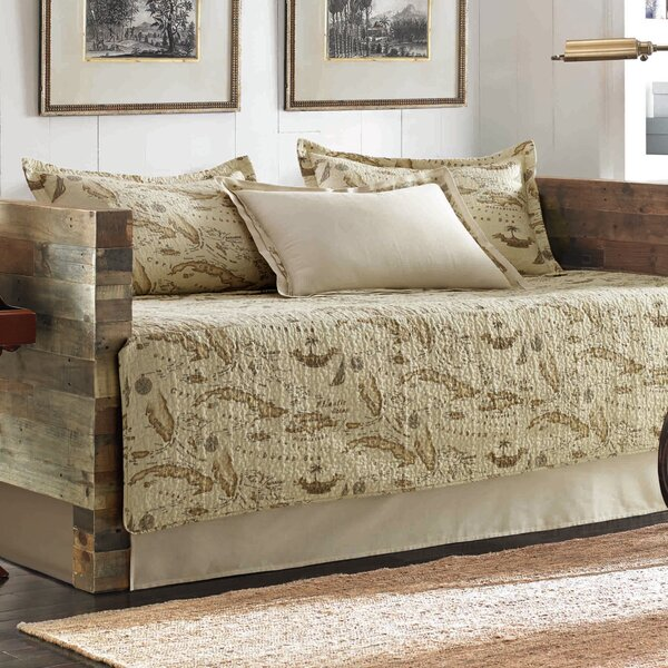 Tommy Bahama Bedding Map 5 Piece Daybed Cover Set By Tommy Bahama Bedding U0026  Reviews   Wayfair