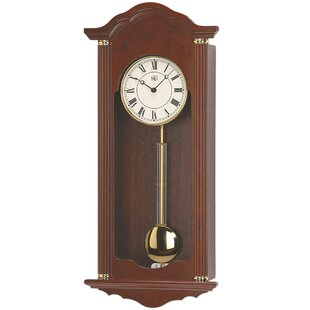 Bulova Westminster Chiming Clock Wayfair
