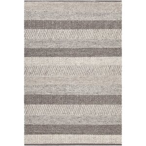 Readington Hand-Woven Gray Mix Area Rug
