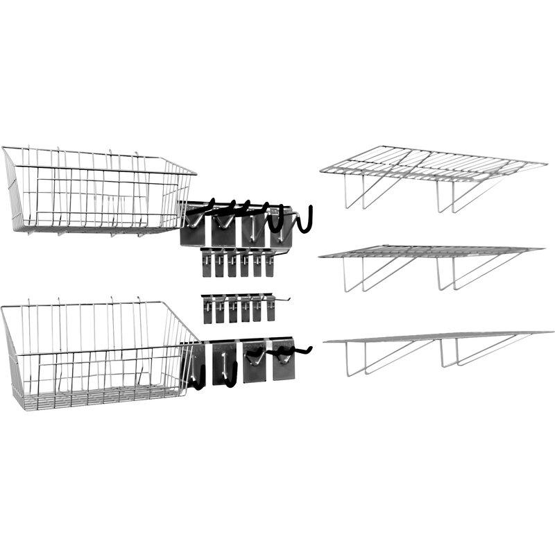 Proslat Ultimate Bundle Wall Panels Kit Wayfair