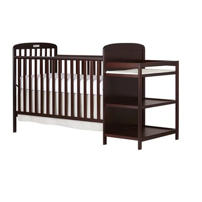 Anna 4 In 1 Convertible Crib And Changing Table Combo