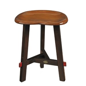 Artisan Low Accent Stool  sc 1 st  Wayfair & Wooden Low Stool | Wayfair islam-shia.org