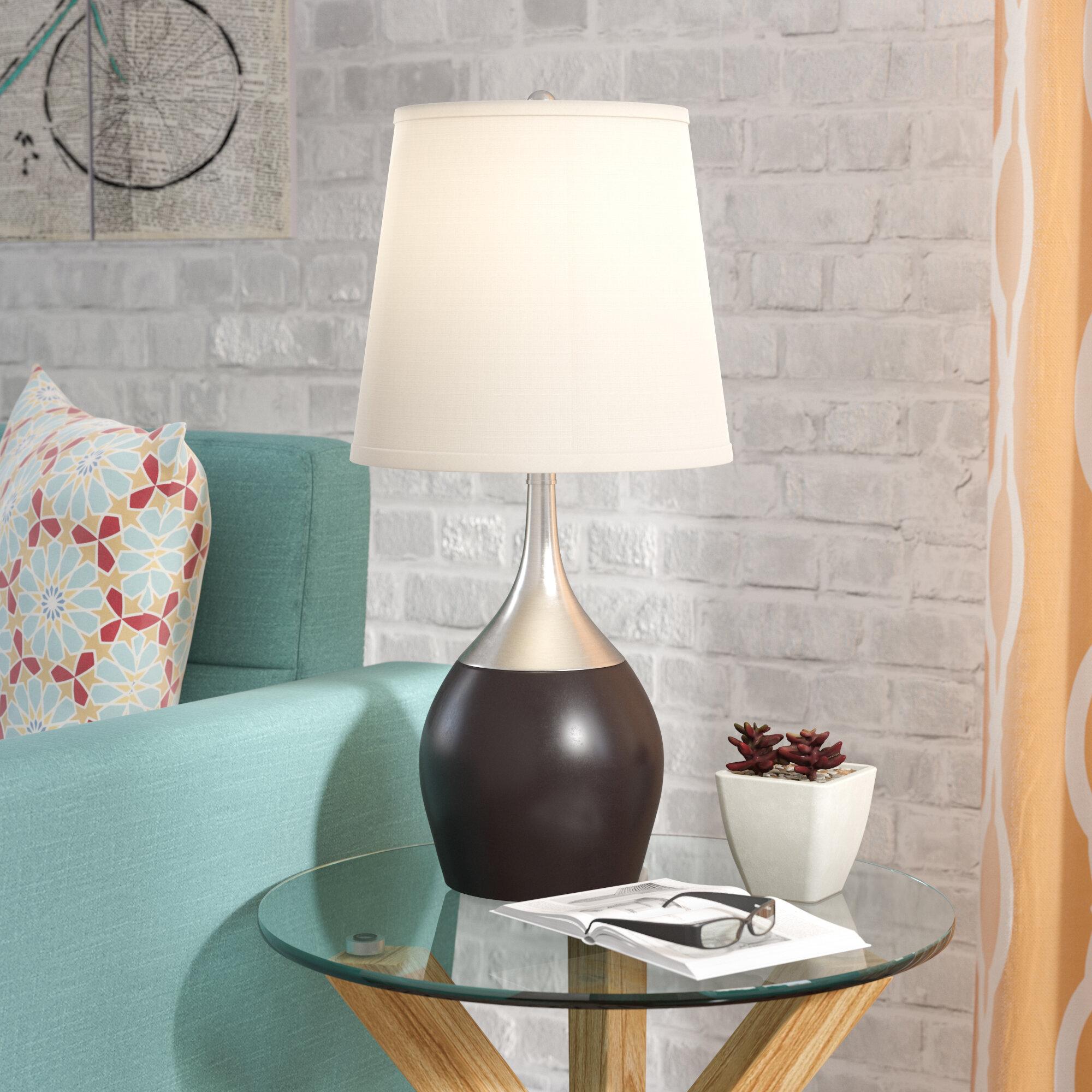 Zipcode Design Alizeh Modern Touch 25 Table Lamp Reviews Wayfair