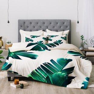 Comforter With Leaves | Wayfair