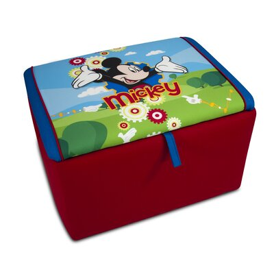 Coffre jouet mickey amazing elegant fabulous great coffre jouets disney mickey mouse clubhouse - Coffre a jouet mickey ...