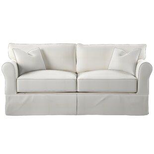 Slipcovered Sofas Youu0027ll Love   Wayfair