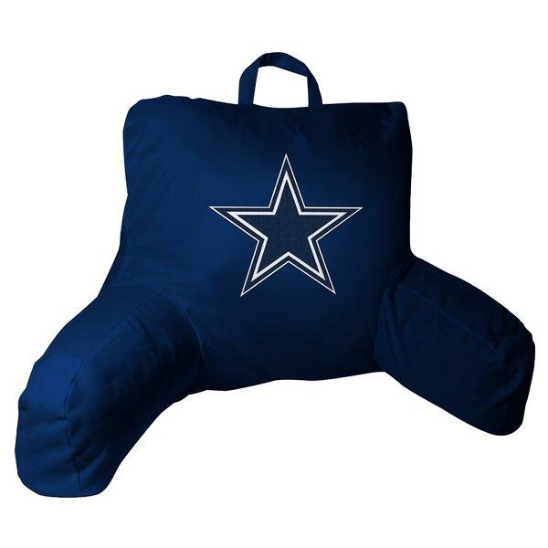 Dallas Cowboys Bed Rest Pillow Wayfair Magnificent Dallas Cowboys Decorative Pillow