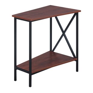 Wedge Shaped End Table Wayfairca