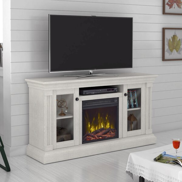 Highland Dunes Annmarie Tv Stand For Tvs Up To 60 Quot With