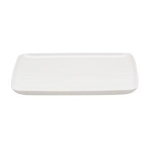 Everytime 10.5\  x 8.5\  Rectangular Dinner Plate (Set of 6)  sc 1 st  Wayfair & Rectangular Plates \u0026 Saucers You\u0027ll Love | Wayfair