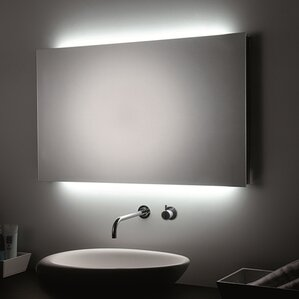 Bathroom Mirrors Under $100 mirrors with lights you'll love | wayfair
