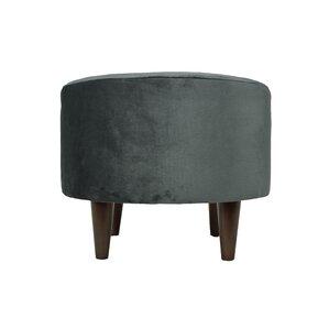 Mystere Sophia Round Standard Ottoman by MJL Furniture