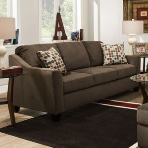 Darby Home Co Simmons Upholstery Olivia Queen Sleeper Sofa
