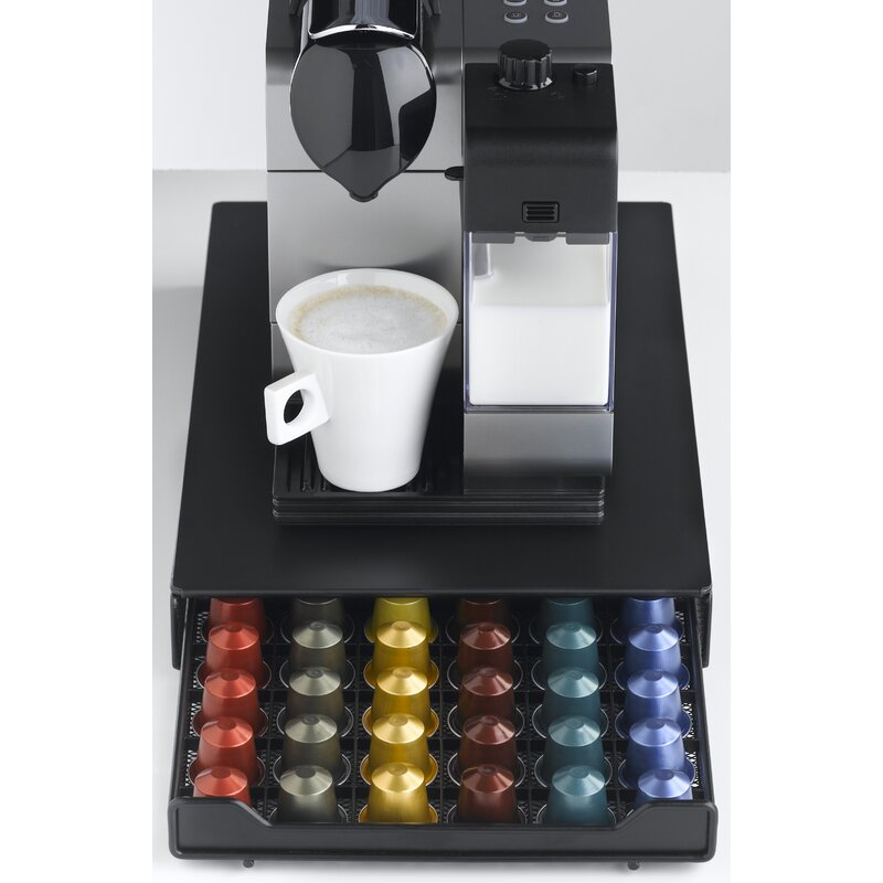 Merveilleux Nespresso Storage 60 Coffee Pod Drawer