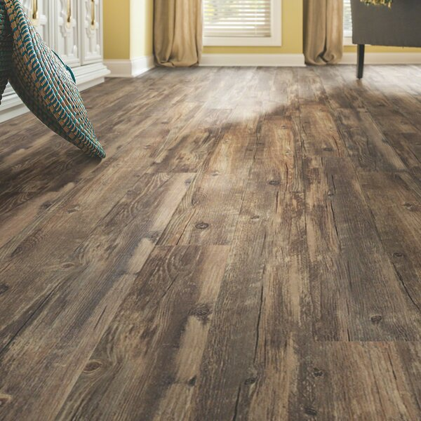 Vinyl Or Laminate Flooring Part - 45: Wood Look Vinyl Flooring Youu0027ll Love | Wayfair
