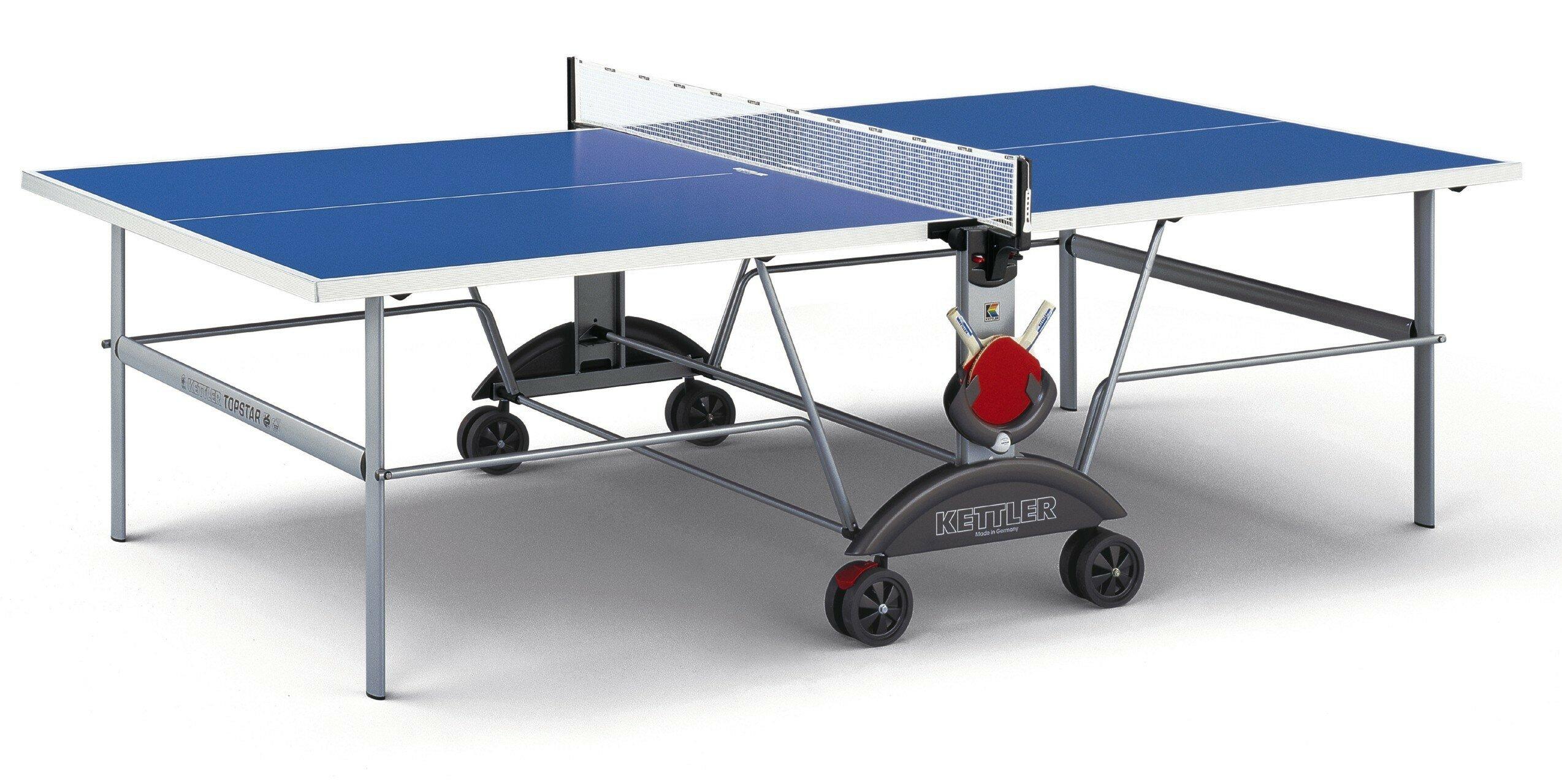 Beau Kettler Top Star XL Weatherproof Table Tennis Table U0026 Reviews | Wayfair