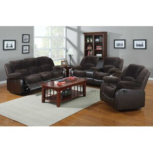 Aiden 3 Piece Living Room ..