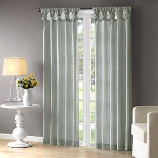 Teal Kitchen Curtains