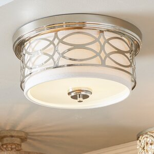 Helina 2-Light Flush Mount