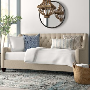 upholstered daybeds you ll love wayfair rh wayfair com hemnes daybed as sofa daybed sofa bed