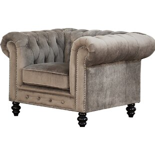Chesterfield Velvet Accent Chairs Youu0027ll Love | Wayfair