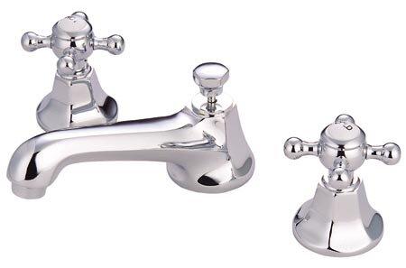 Elements of Design Metropolitan Widespread Bathroom Faucet with ...