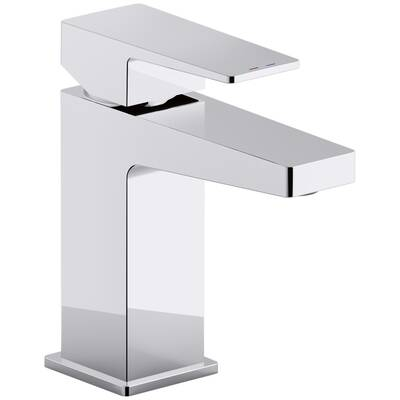 Honesty Single-Handle Bathroom Sink Faucet with Drain Assembly