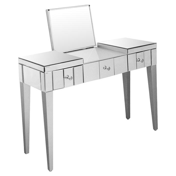 home essence konsolentisch mit spiegel. Black Bedroom Furniture Sets. Home Design Ideas