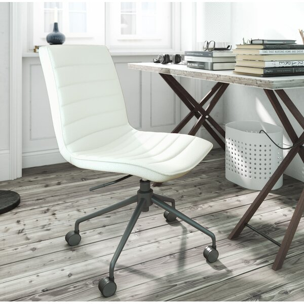 Kitchen Stools Adelaide: Elle Decor Adelaide Desk Chair & Reviews