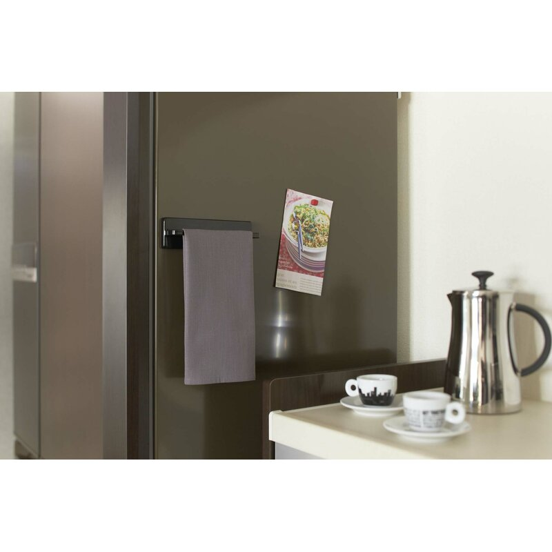 Espinal Magnetic Kitchen 6 5 Wall Mounted Towel Bar