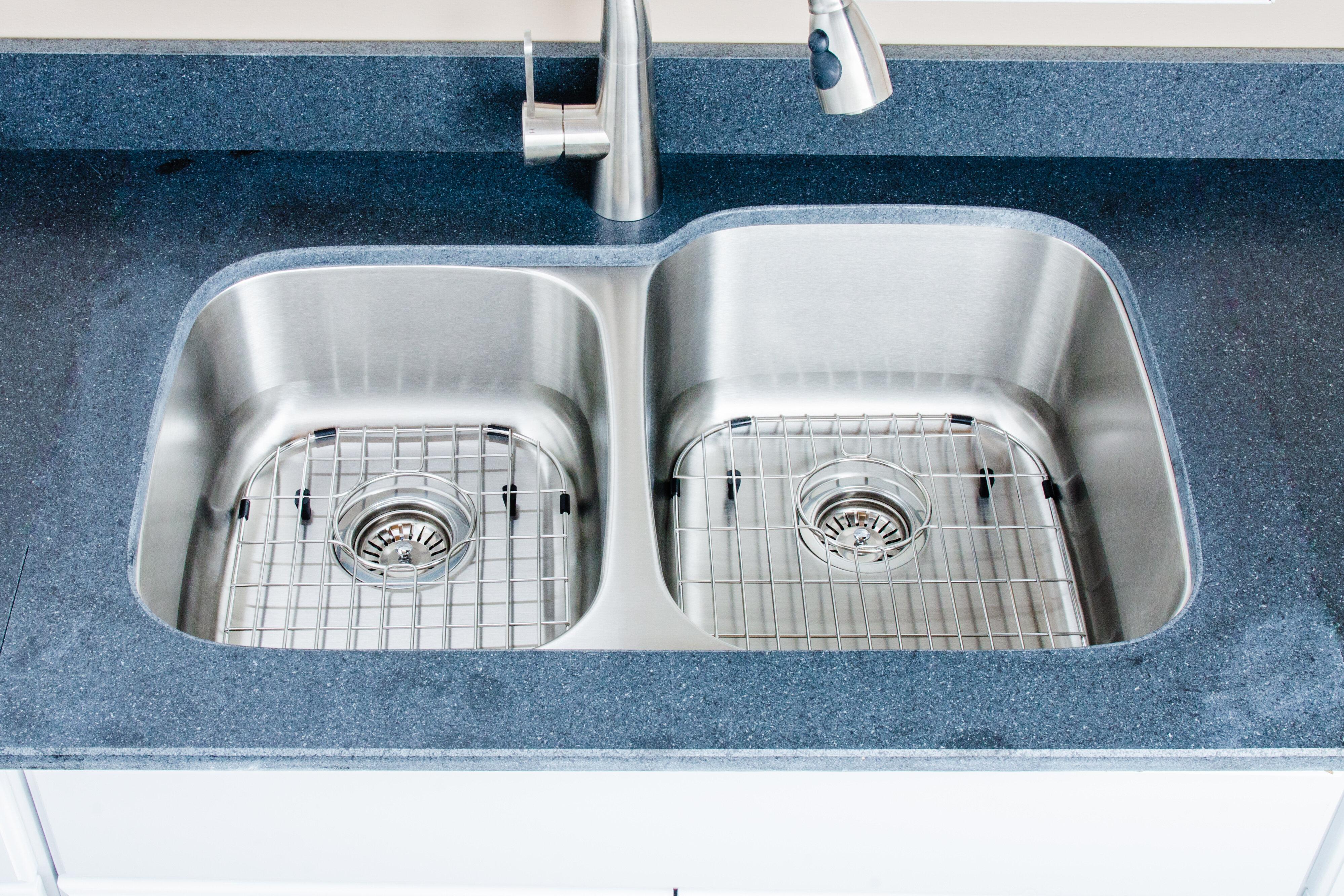 Wells Sinkware Craftsmen Series 3213 L X 2063 W 4060 Double
