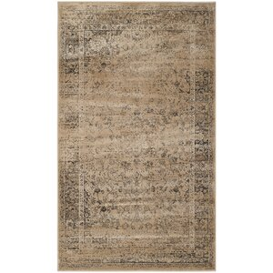 Todd Beige/Brown Area Rug