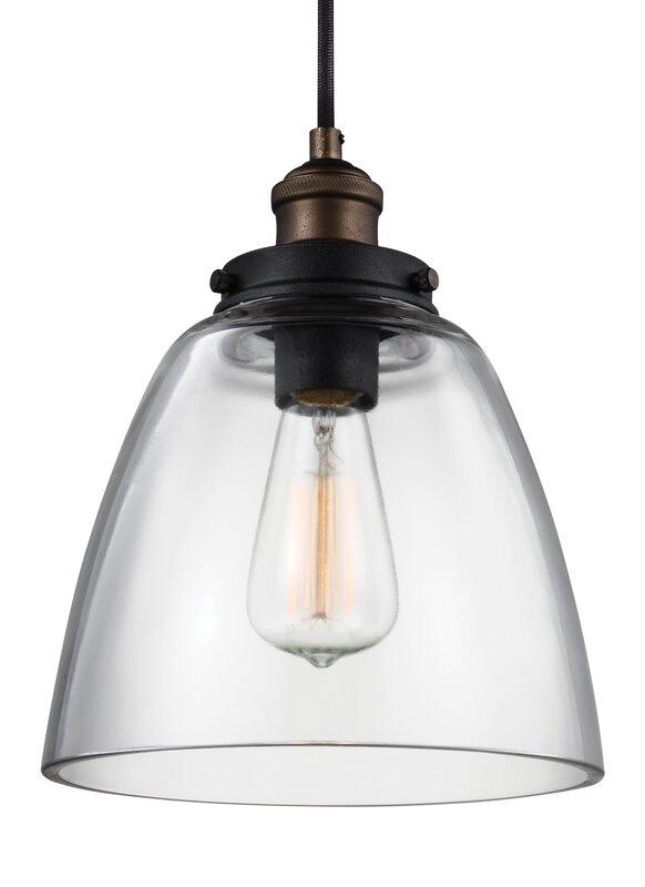 Bedford 1 Light Mini Pendant Amp Reviews Birch Lane