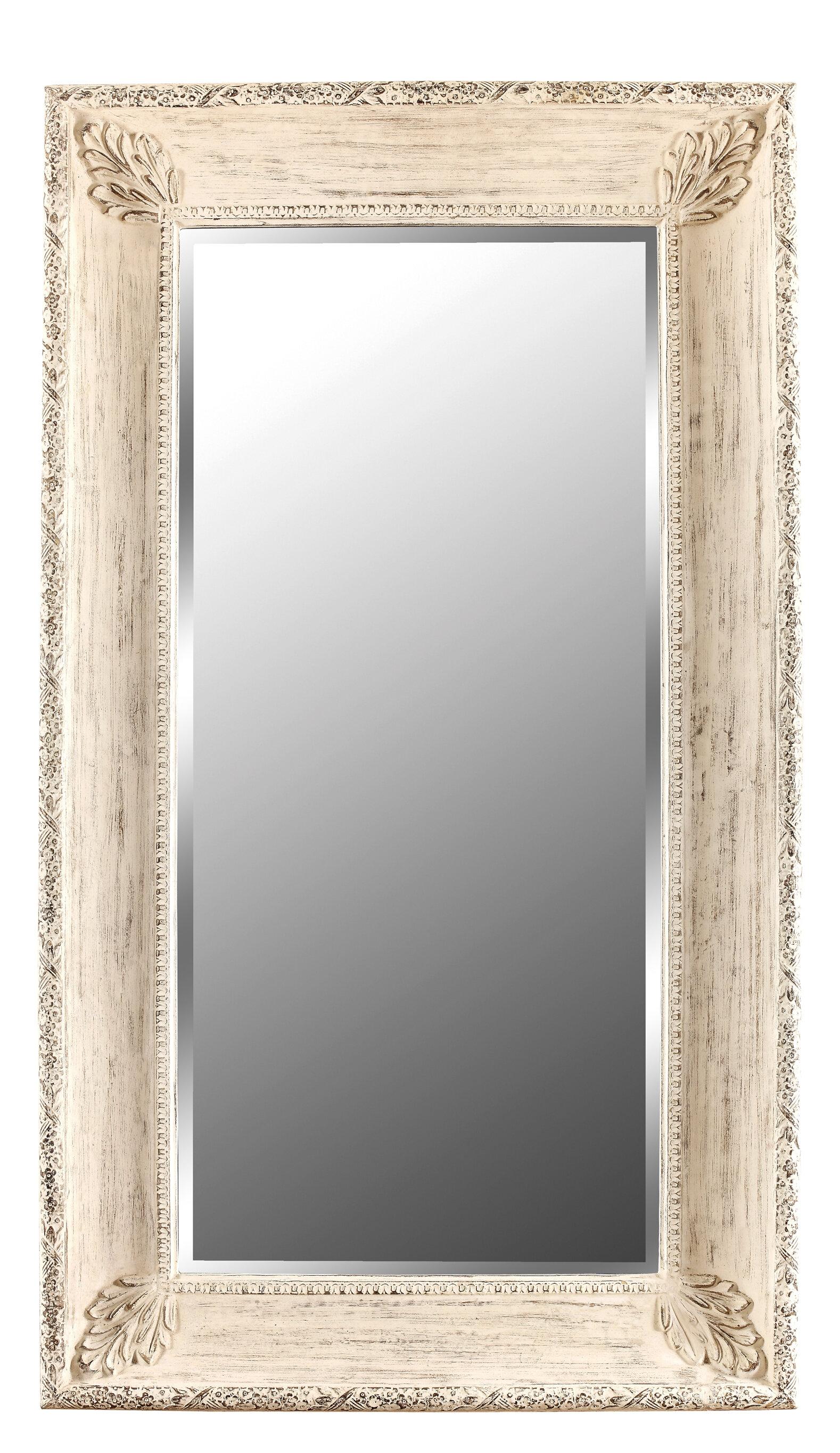 Galaxy Home Decoration Lisa Full Length Floor Mirror   Wayfair