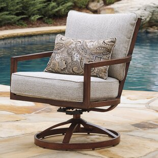 Geneseo Patio Chair With Cushions (Set Of 2)