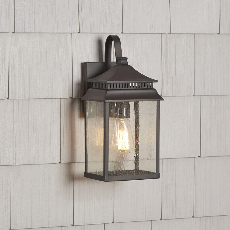 Briarfield 1 Light Outdoor Wall Lantern