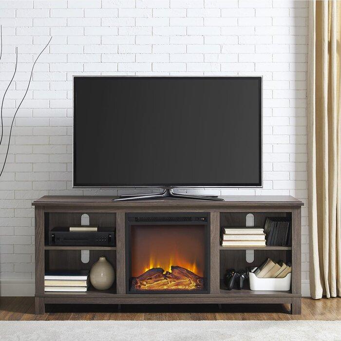 Fireplace TV Stands & Entertainment Centers You\'ll Love | Wayfair.ca