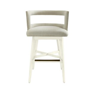 Oasis Swivel Bar Stool by Coastal Living? by Stanley Furniture