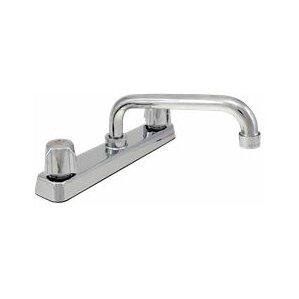 ProPlus Double Handle Kitchen Faucet