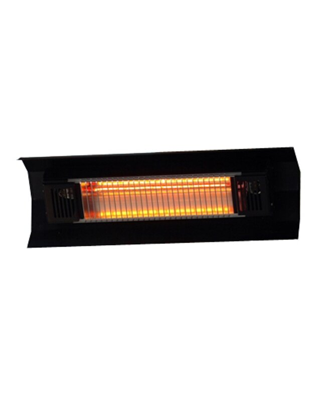Default nameFire Sense Wall Mounted 1500 Watt Electric Mounted Patio Heater  . Fire Sense Pro Series Patio Heater Vinyl Cover. Home Design Ideas