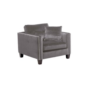 5West Cathedral Armchair by Sunpan Modern