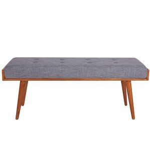 Delightful Aysel Upholstered Bench