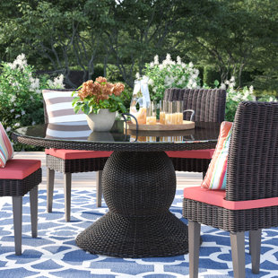 60inch Round Table.60 Inch Round Outdoor Table Wayfair