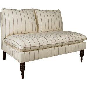 Ezra Settee by Skyline Furniture